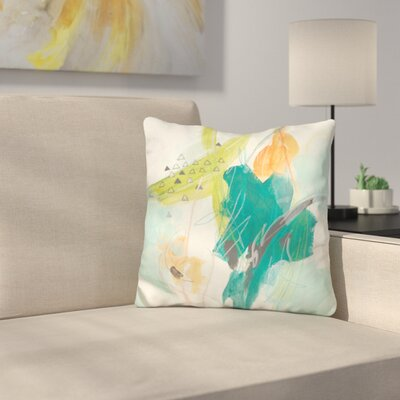 Marcello Skipping Stones Throw Pillow