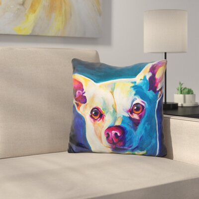 Chihuahua Coco Throw Pillow