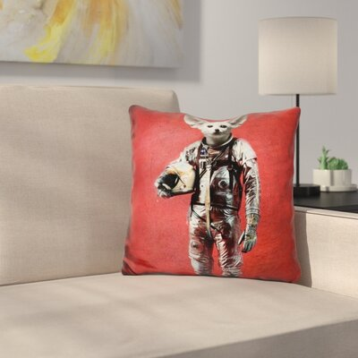 Space is Calling Throw Pillow