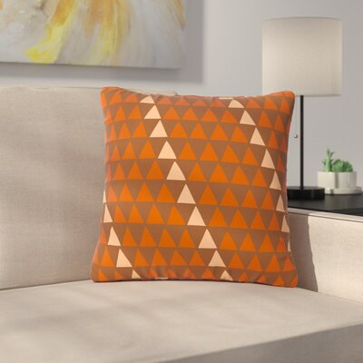 Matt Eklund Overload Autumn Outdoor Throw Pillow Size: 16 H x 16 W x 5 D