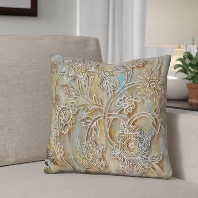 Giunta Henna Throw Pillow
