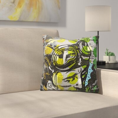 He Man Throw Pillow