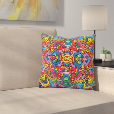 Mambo 916 Throw Pillow