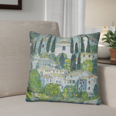 Gladney Kirche in Cassone Throw Pillow