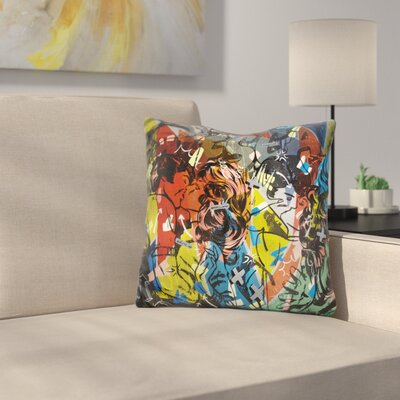 Popularity Everyone is Doing It Throw Pillow