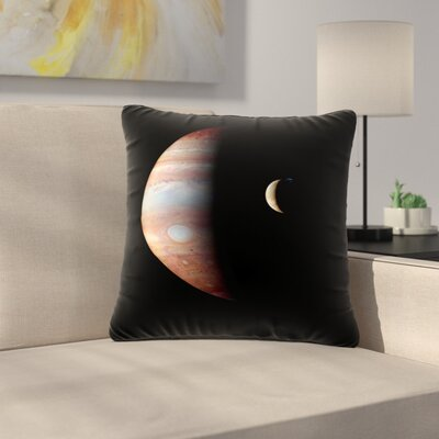 Alias Jupiter Outdoor Throw Pillow Size: 16 H x 16 W x 5 D
