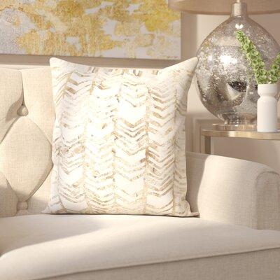 Quaregnon Season Glitter Throw Pillow