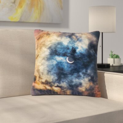 Bruce Stanfield Night Moves Outdoor Throw Pillow Size: 18 H x 18 W x 5 D