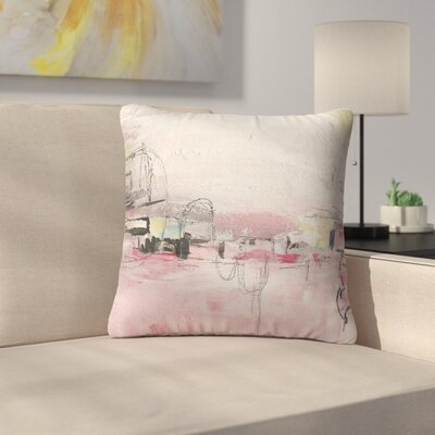 Chaunte Throw Pillow Size: 18 x 18