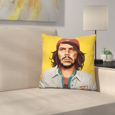 Che Throw Pillow