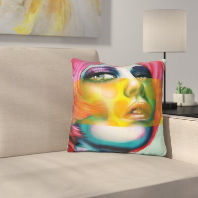 A Beautiful Indifference Throw Pillow