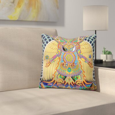 Neo Human Evolution Throw Pillow