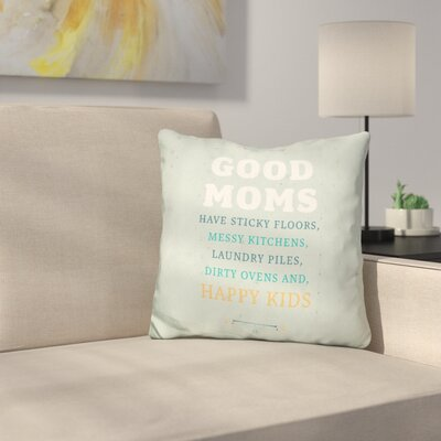 Pachero Good Moms Throw Pillow