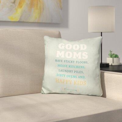 Pachero Good Moms Throw Pillow