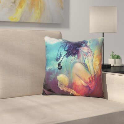 Medea Throw Pillow