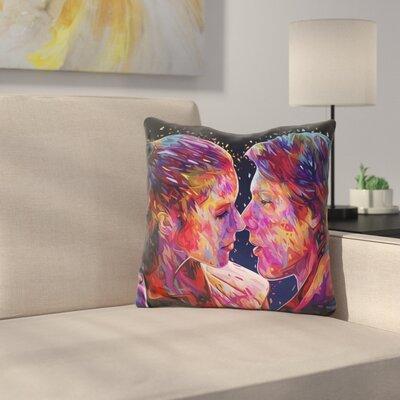 Starlovers Throw Pillow