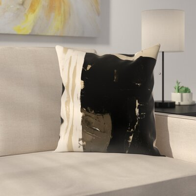 Kasi Minami Abstract 2 Throw Pillow Size: 20 x 20