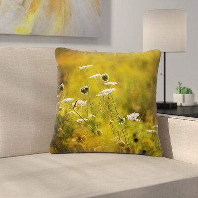Angie Turner Golden Hour Digital Nature Outdoor Throw Pillow Size: 16 H x 16 W x 5 D