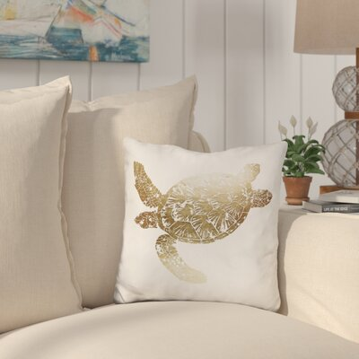 Buchheit Sea Turtle Throw Pillow