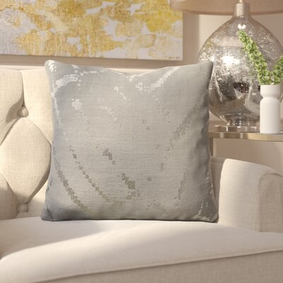 Azara Cotton Throw Pillow