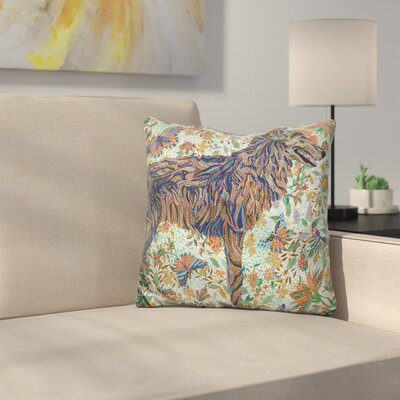 Tamed Throw Pillow