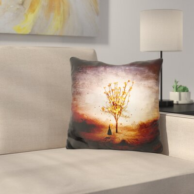 Finding Throw Pillow