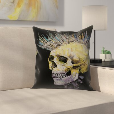 Mohawk Throw Pillow Size: 18 x 18