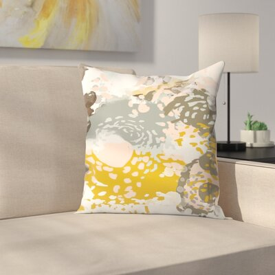 Charlotte Winter Hutton Throw Pillow Size: 14 x 14
