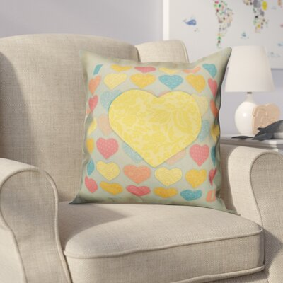 Hartranft I Heart You Throw Pillow