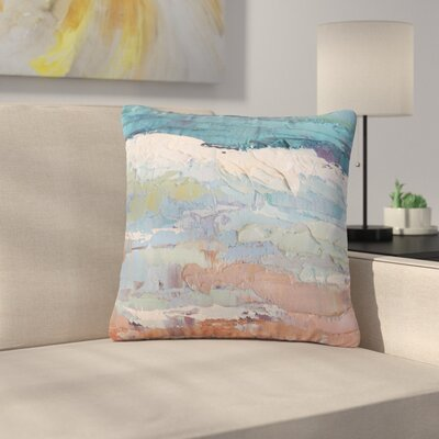 Carol Schiff Surf Dreams Painting Outdoor Throw Pillow Size: 16 H x 16 W x 5 D
