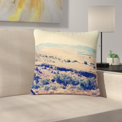 Sylvia Coomes Wild West Nature Outdoor Throw Pillow Size: 16 H x 16 W x 5 D