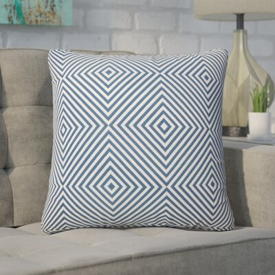Zylstra Geometric Cotton Throw Pillow