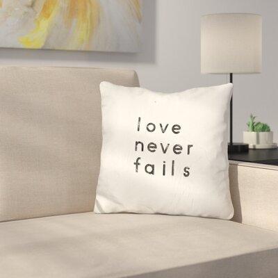 McHale Words of Encouragement Throw Pillow
