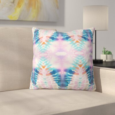 Schatzi Free Spirit Throw Pillow Size: 16 x 16