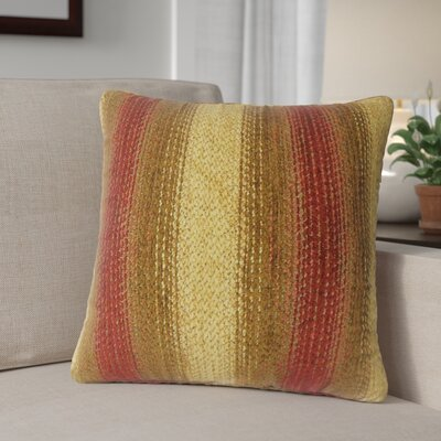 Tecoria Striped Throw Pillow