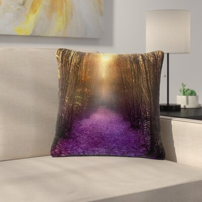 Viviana Gonzalez Nostalgia Digital Outdoor Throw Pillow Size: 18 H x 18 W x 5 D