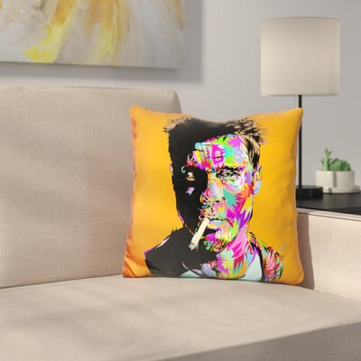 Tyler Dirden Throw Pillow