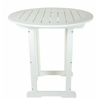 Purchase Inshore Counter High Plastic Bar Table - Image - 4