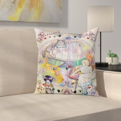 Alice Pillow Cover Size: 24 x 24