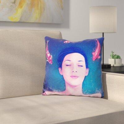 Science of Sleep Throw Pillow