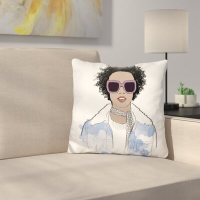 Shinebright Throw Pillow