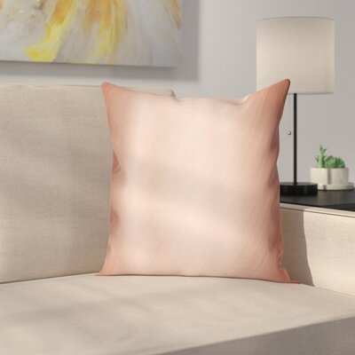 Abstract Surface Square Pillow Cover Size: 16 x 16