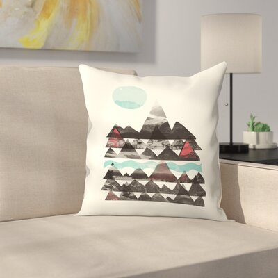 Ascend Throw Pillow Size: 16 x 16