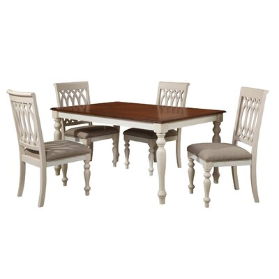 Hillenbrand 5 Piece Dining Set