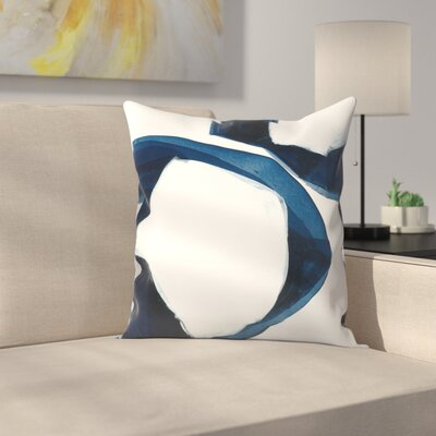 Olimpia Piccoli Begin Again Throw Pillow Size: 16 x 16