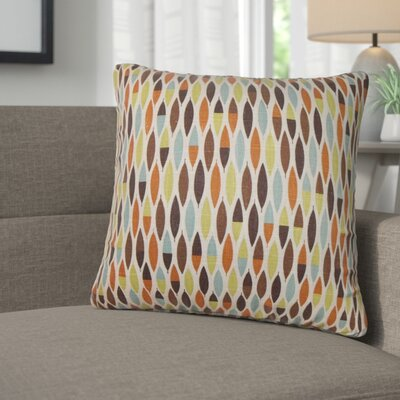 Paulina Geometric Cotton Throw Pillow