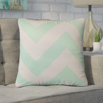 Zolan Chevron Cotton Throw Pillow