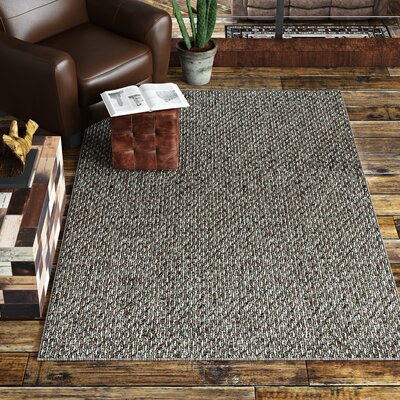 Cannon Gray Area Rug Rug Size: Runner 26 x 9