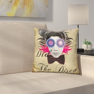 Where Did The Disco Go Throw Pillow