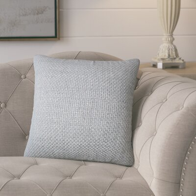 Glade Solid Throw Pillow Color: Plum